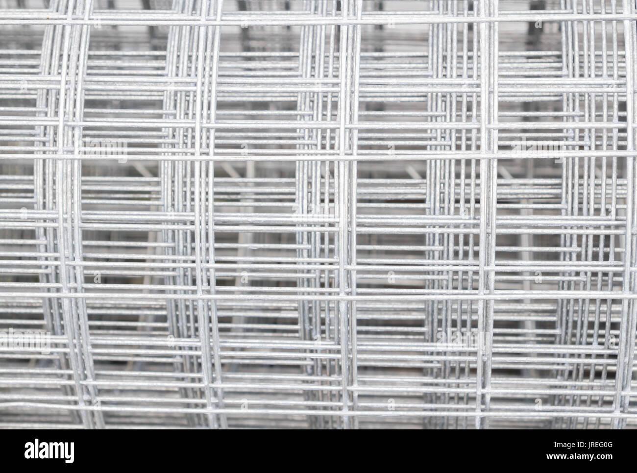 Galvanized Wire Mesh Stock Photos & Galvanized Wire Mesh Stock ...