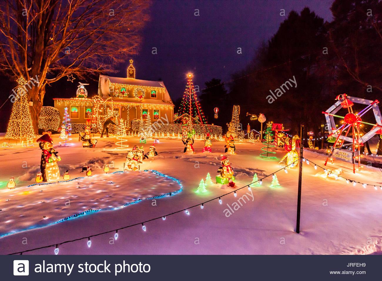 christmas lights windsor 2018