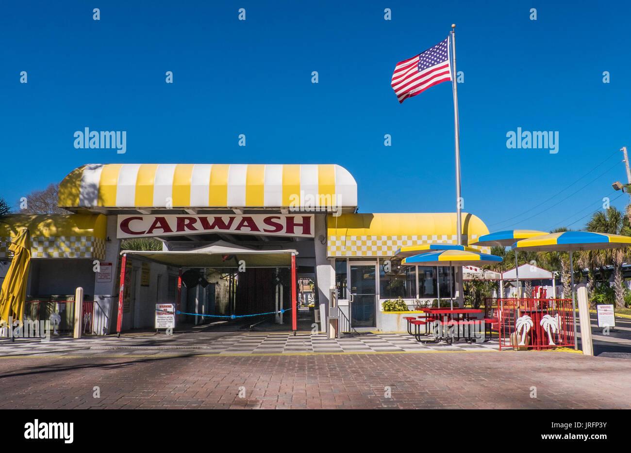 Self Service Car Wash Fort Lauderdale
