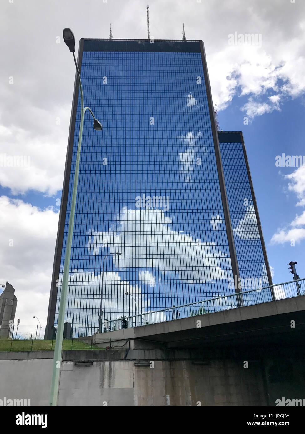 Bagnolet stock photos bagnolet stock images alamy - Porte peripherique paris ...