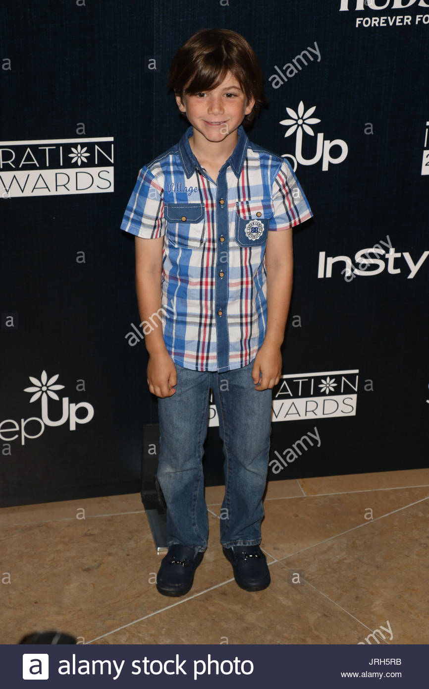 Alexander James Rodriguez Arriving To The Step Up Womens Network 12th Annual Inspiration Awards