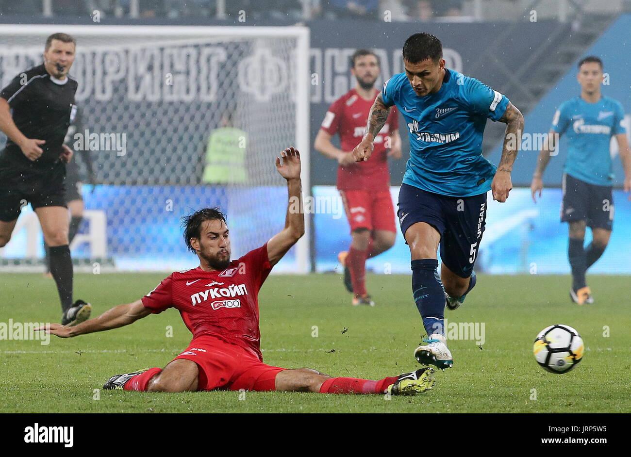 Matches Spartak - Zenit in the season 2018 - 2019 32
