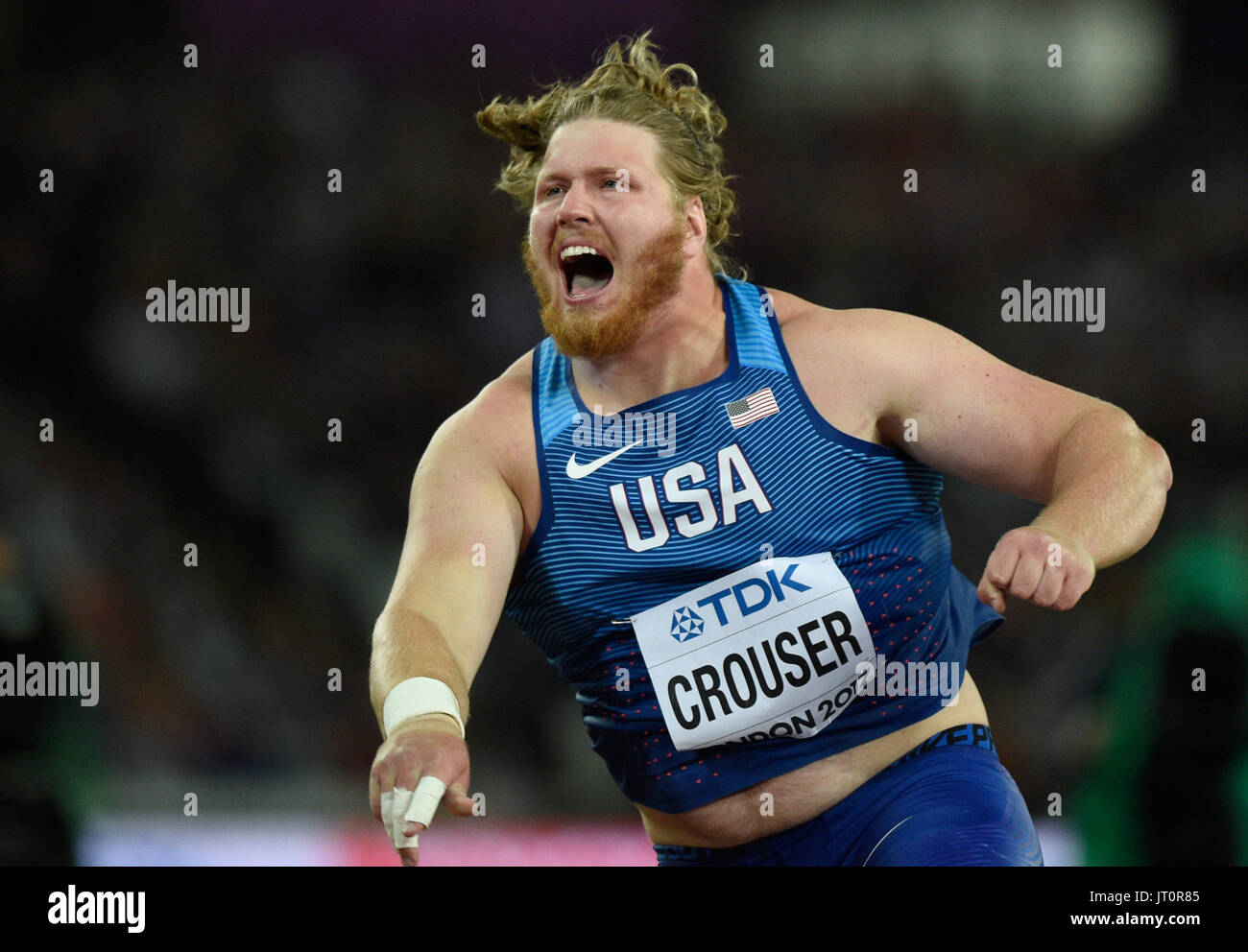 Ryan Crouser Gold Medal