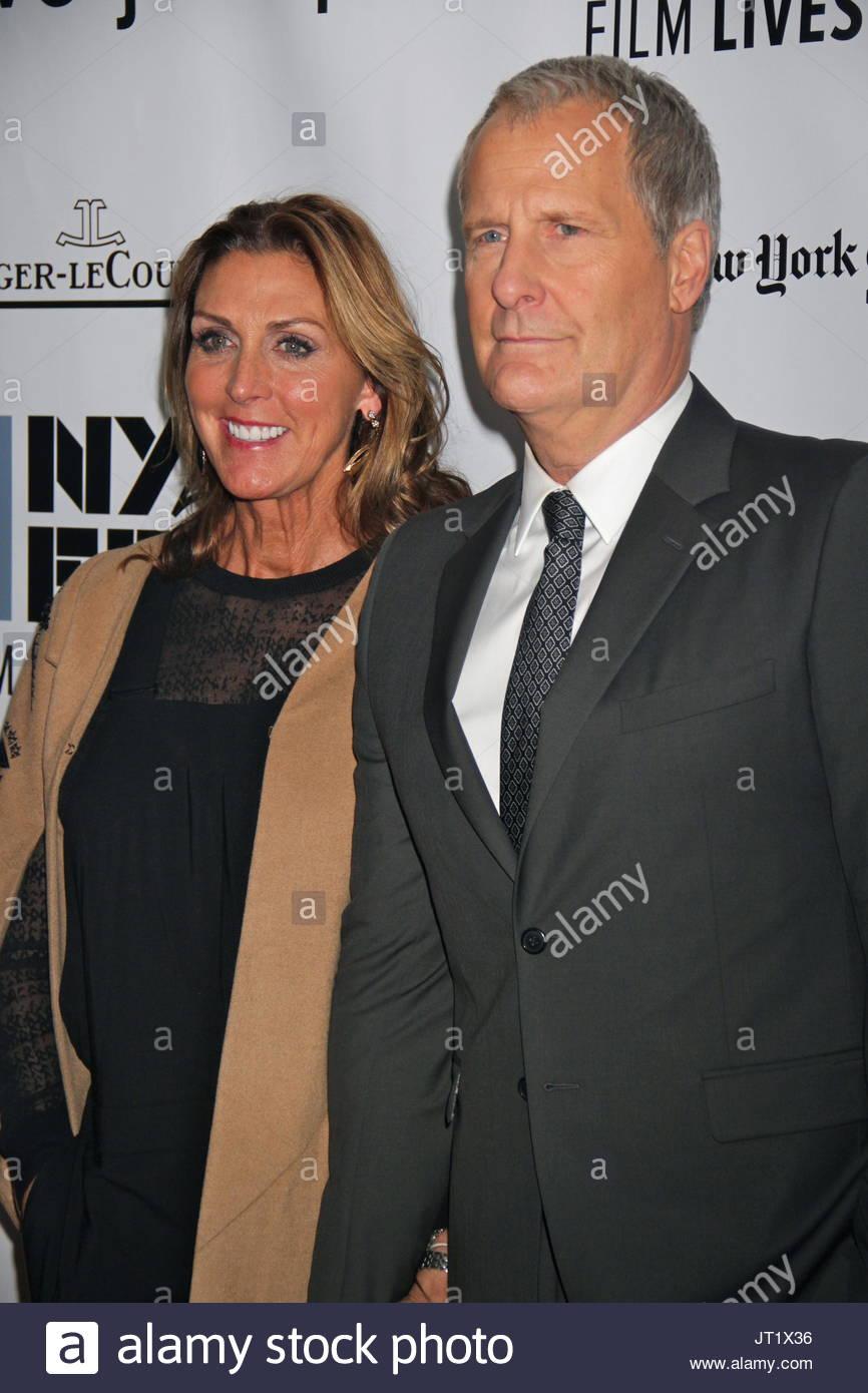 jeff daniels with wife kathleen rosemary treado
