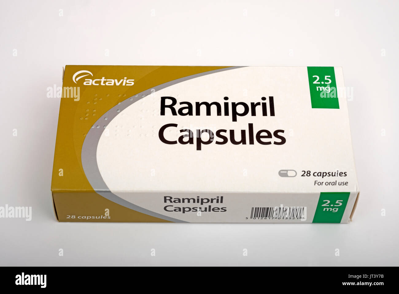 Ramipril Blood Pressure Increase