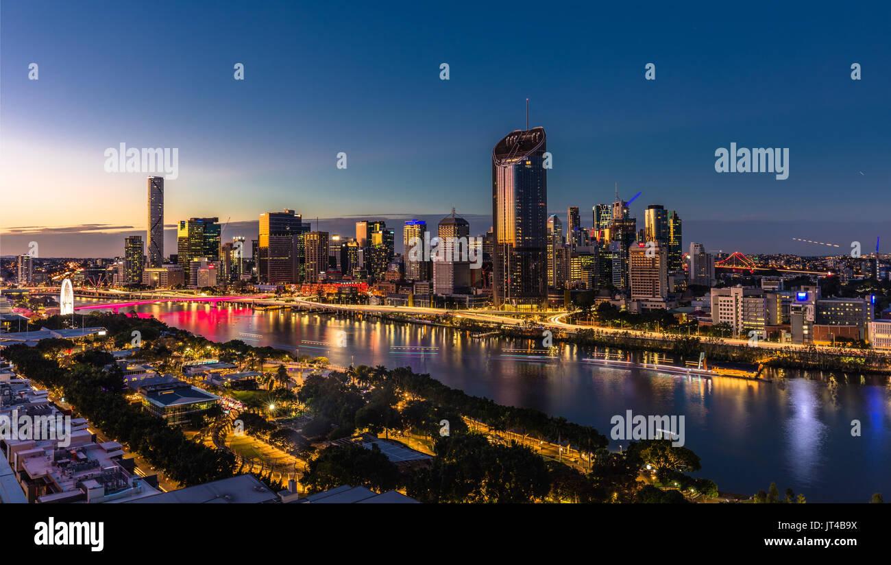 New date in Brisbane