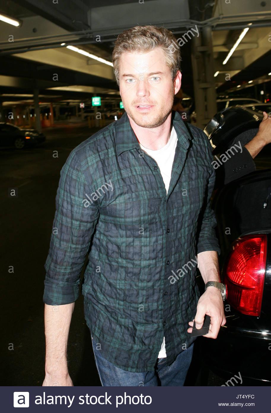 Eric Dane Greys Anatomy Actor Eric Mcsteamy Dane Arrives At