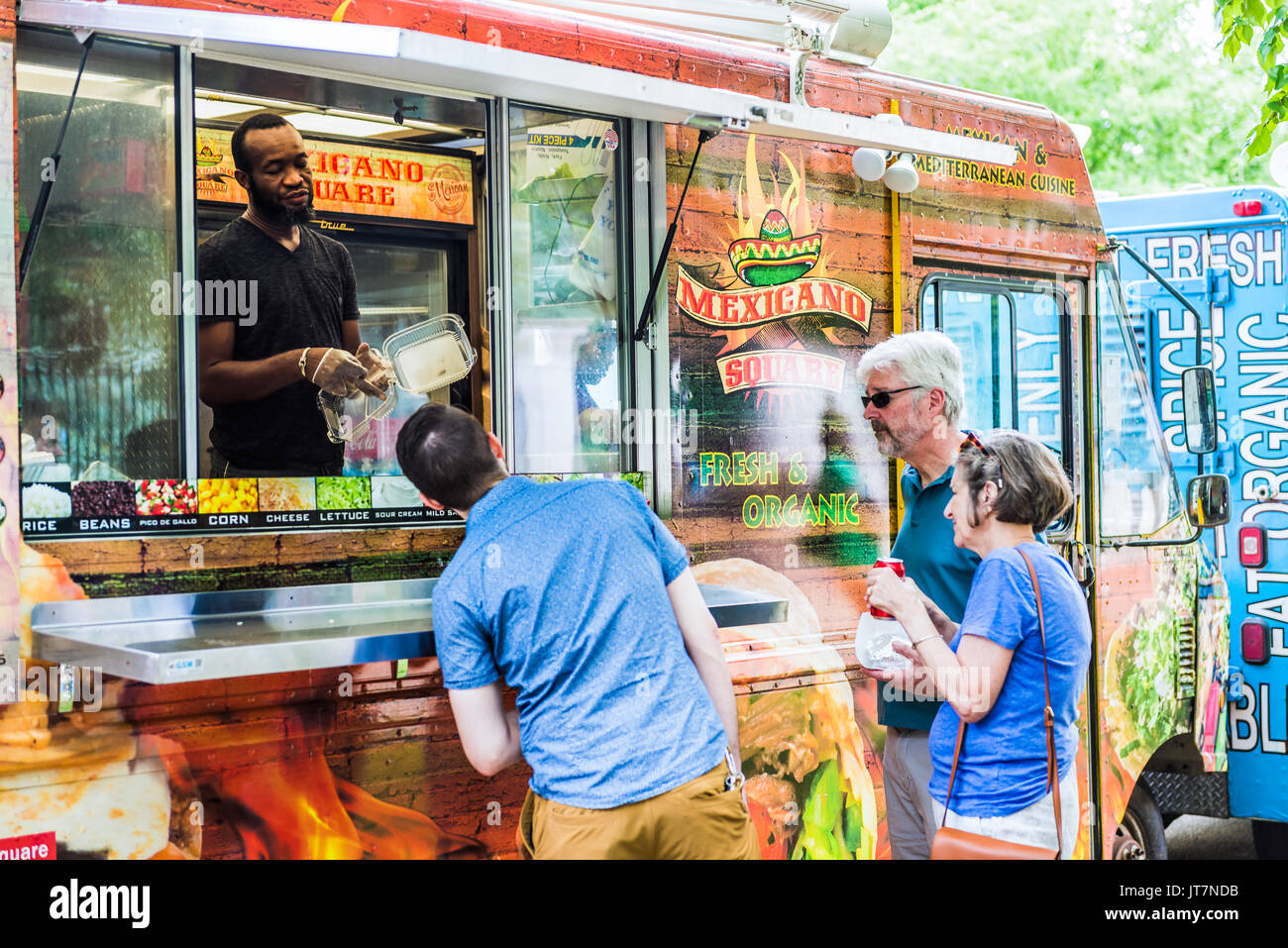 Food Trucks For Sale In Washington State