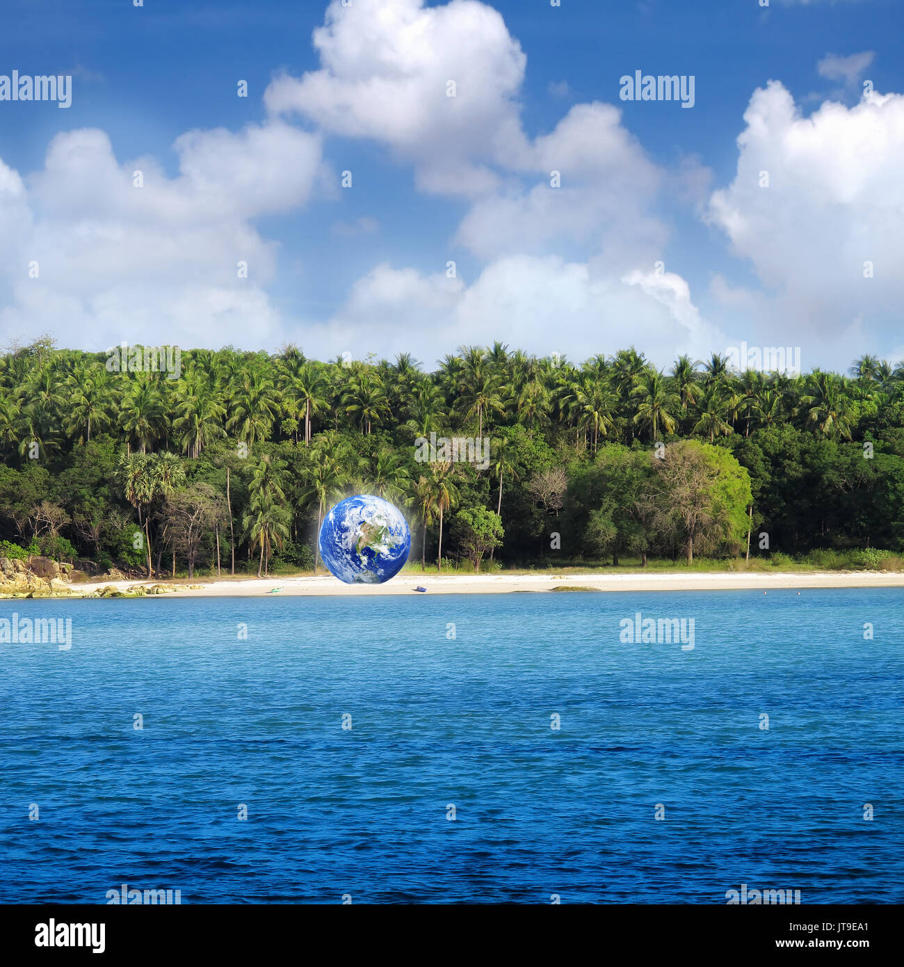 Conceptual image of world on green island nasa world map image conceptual image of world on green island nasa world map image layered and used nasa httpsflickrphotosgsfcsets7215763217210 gumiabroncs Images
