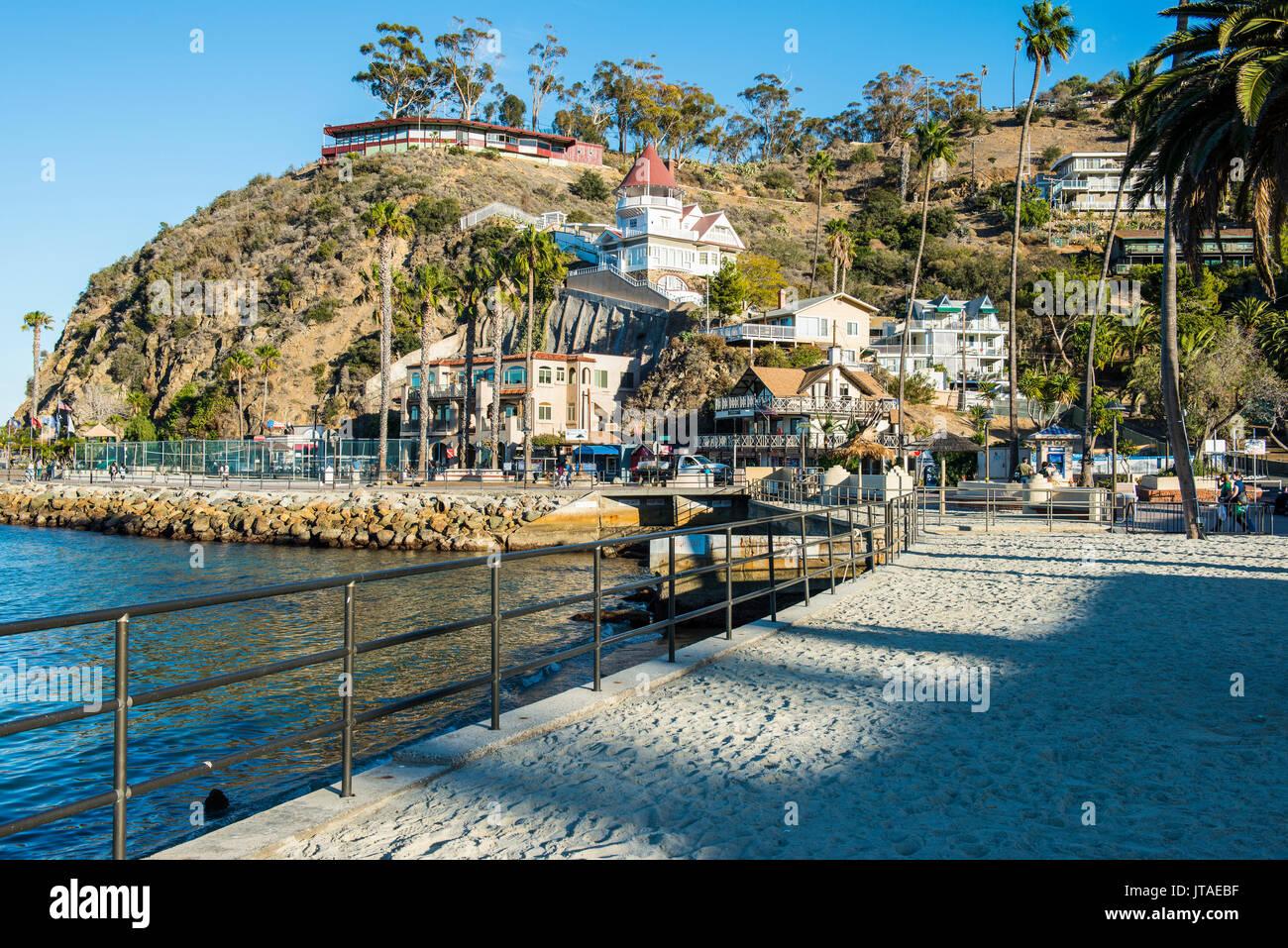 Where Is Santa Catalina Island