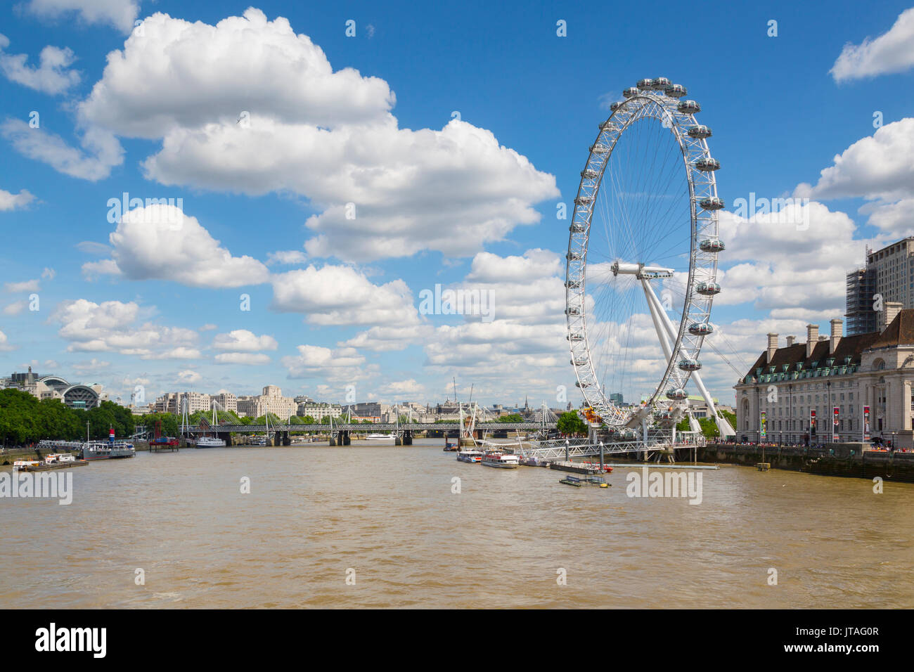 River island and city of westminster