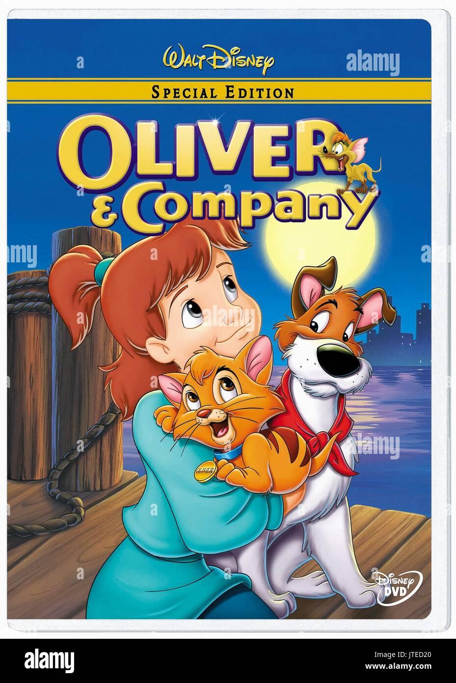 Oliver and company jenny