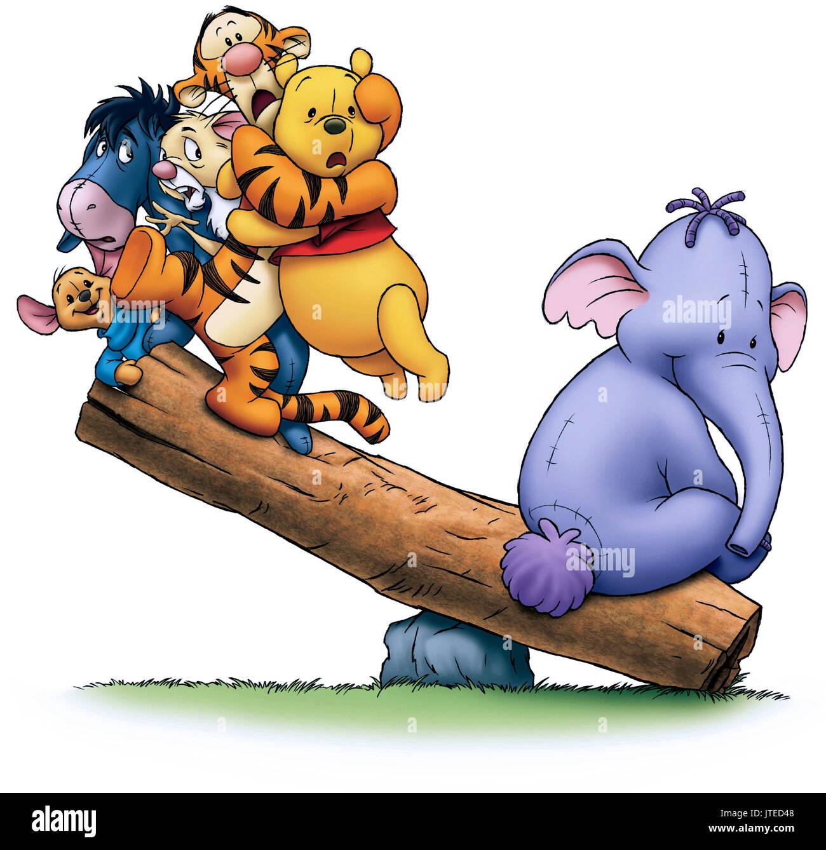 Uncategorized Winnie The Pooh Lumpy roo eeyore rabbit tigger winnie the pooh lumpy poohs heffalump movie 2005