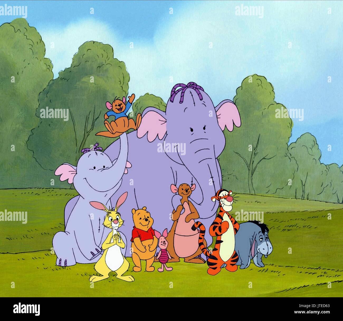 Uncategorized Winnie The Pooh Lumpy lumpy roo rabbit winnie the pooh mama heffalump piglet kanga tigger eeyore poohs movie 2005