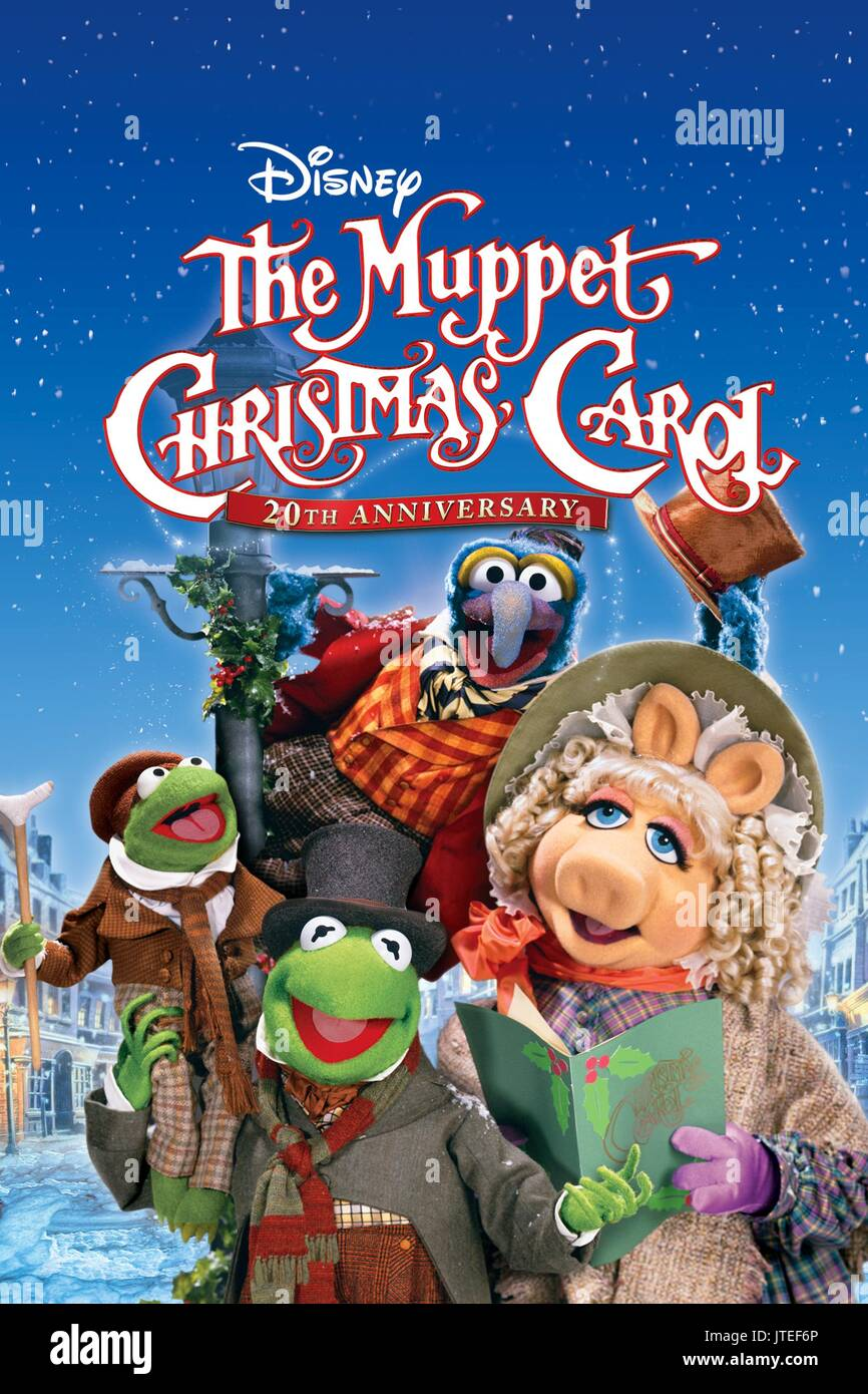 TINY TIM KERMIT THE FROG THE GREAT GONZO & MISS PIGGY THE MUPPET ...