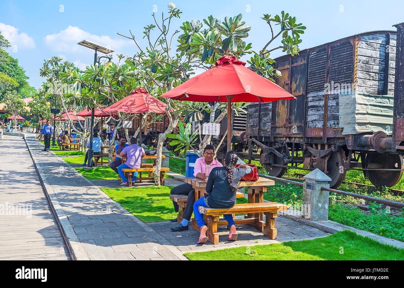 Ceylon Island Restaurant