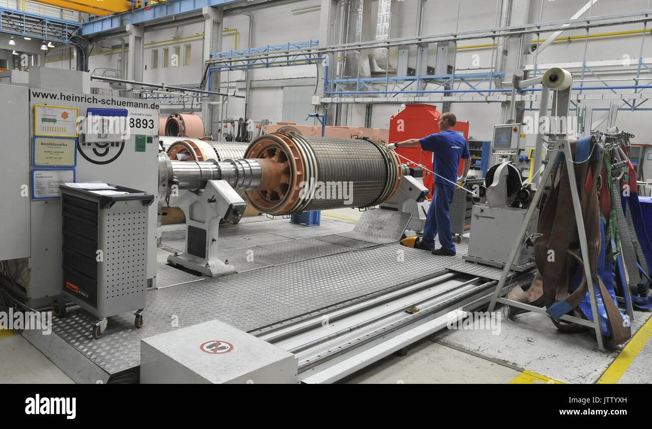 Siemens Electric Motor Works