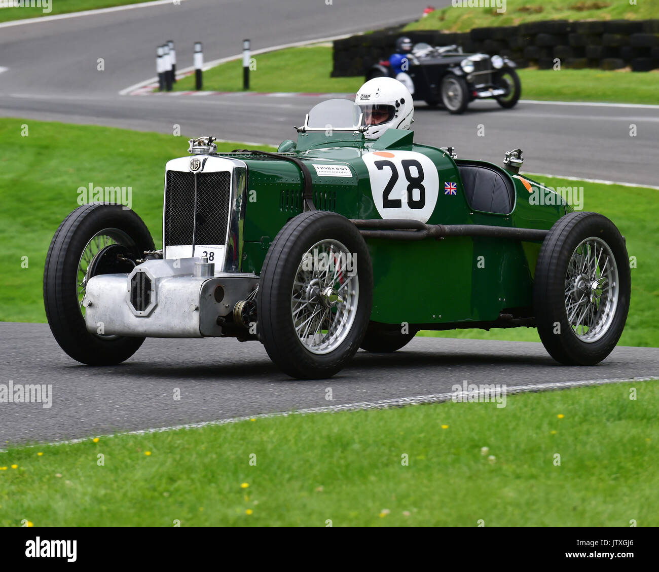 Mike Painter, MG PA, MMM MG Register with Austin Invitation, VSCC ...