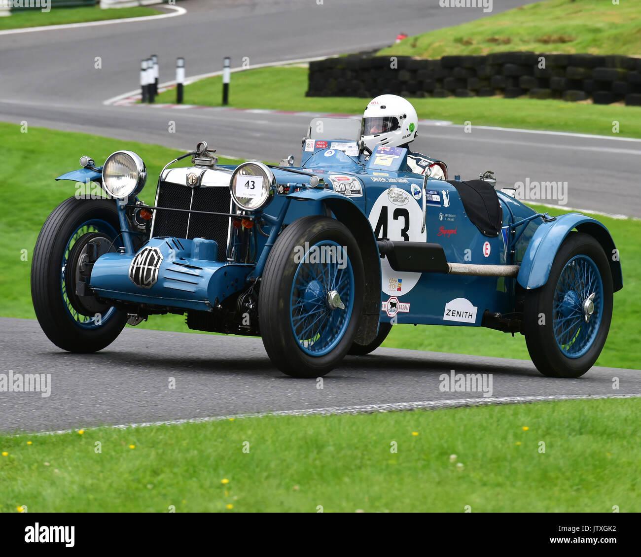 John Gillett, MG K3, MMM MG Register with Austin Invitation, VSCC ...