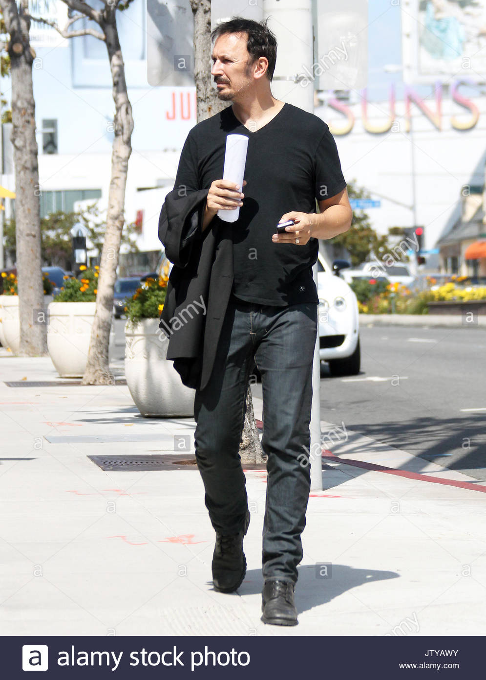 Steve Valentine.Actor Steve Valentine Spotted At A Coffee Shop And Taking A  Walk In West Hollywood