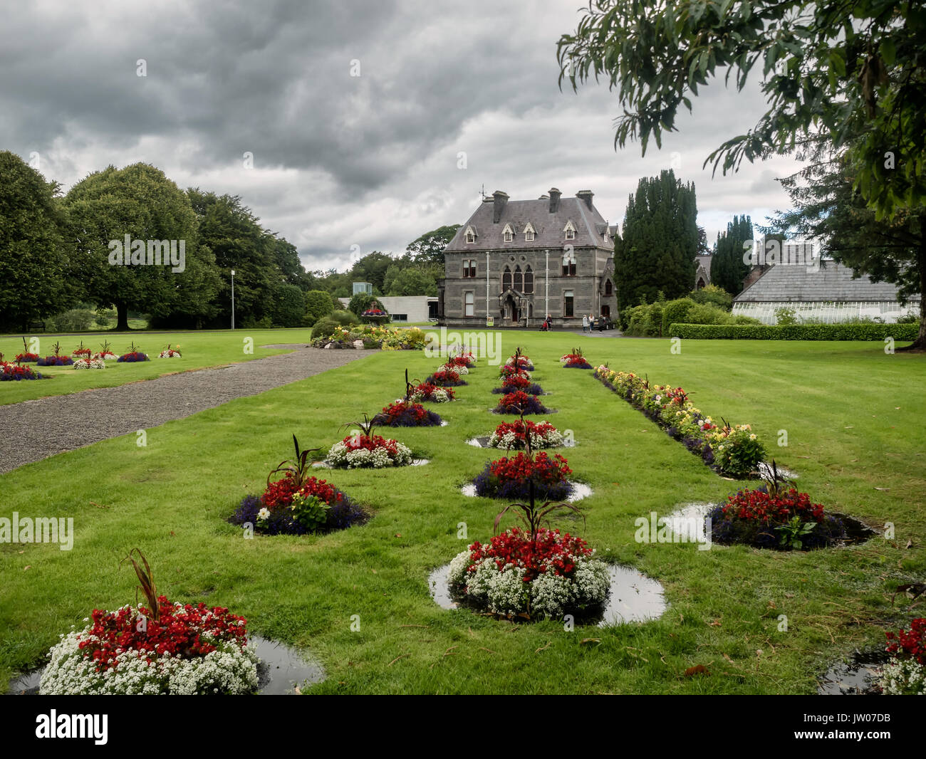 Countrylife Museum In Castlebar County Mayo In Ireland   Stock Image