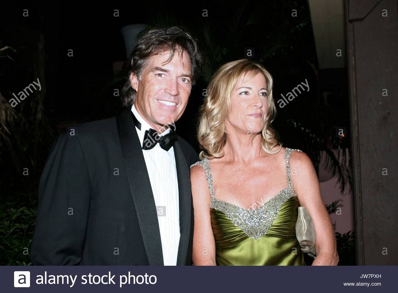 Andy Mill and Chris Evert Greg and Laura Norman Chris Evert and