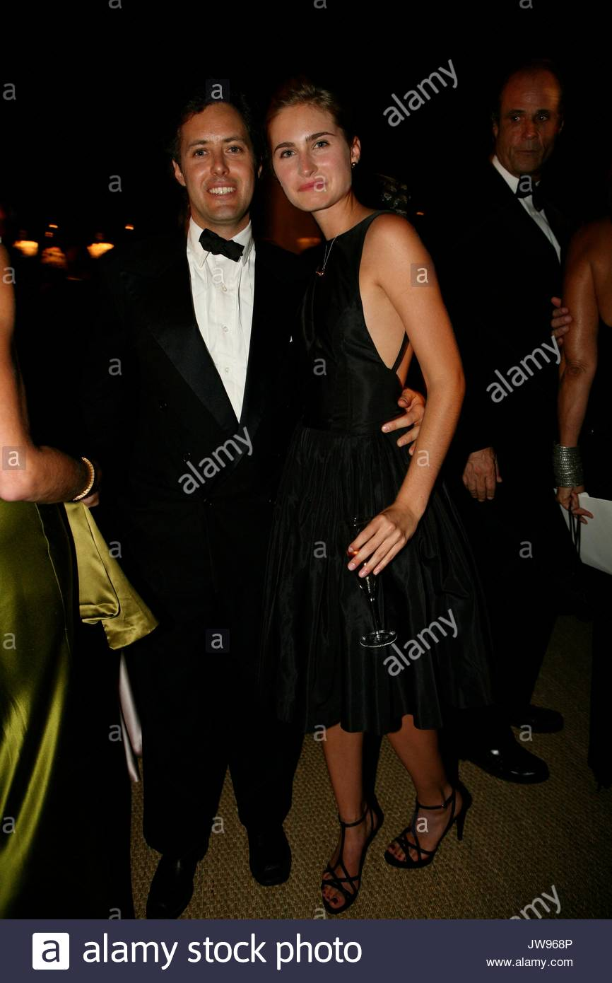 Lauren Bush And David Lauren At Ralph Laurens Celebration Of 50 Years In The Business Which Was Followed With A Fashion Show And A Private Cocktail Party