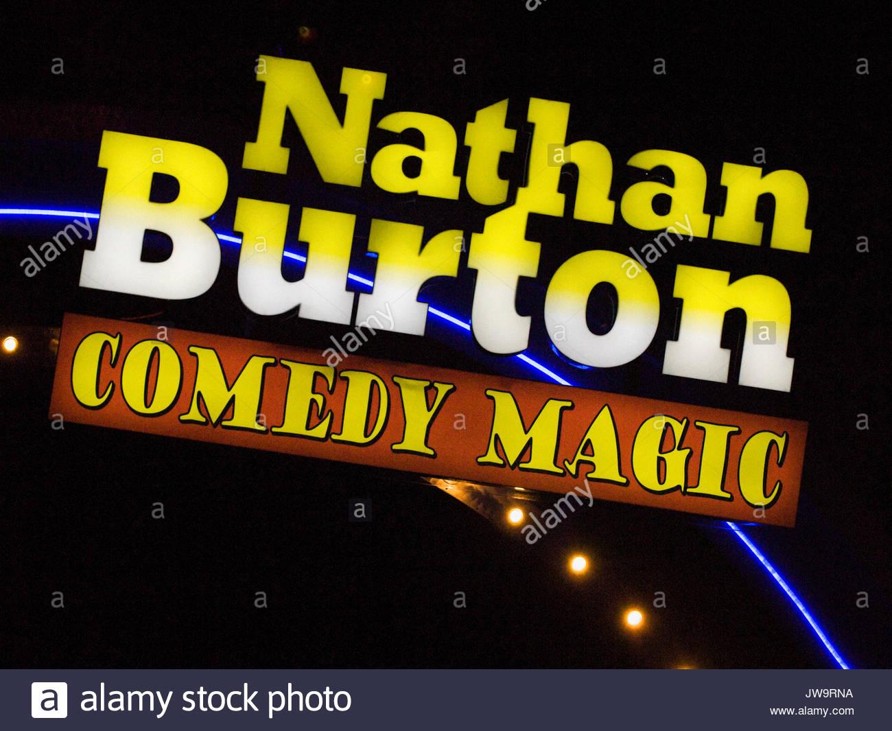 nathan burton comedy