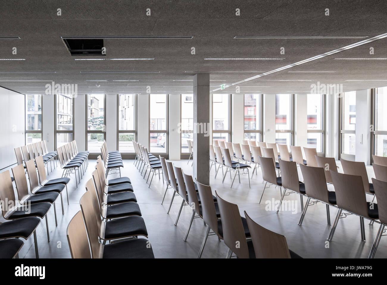 Architekten Biberach meeting room finanzamt finance office biberach biberach germany