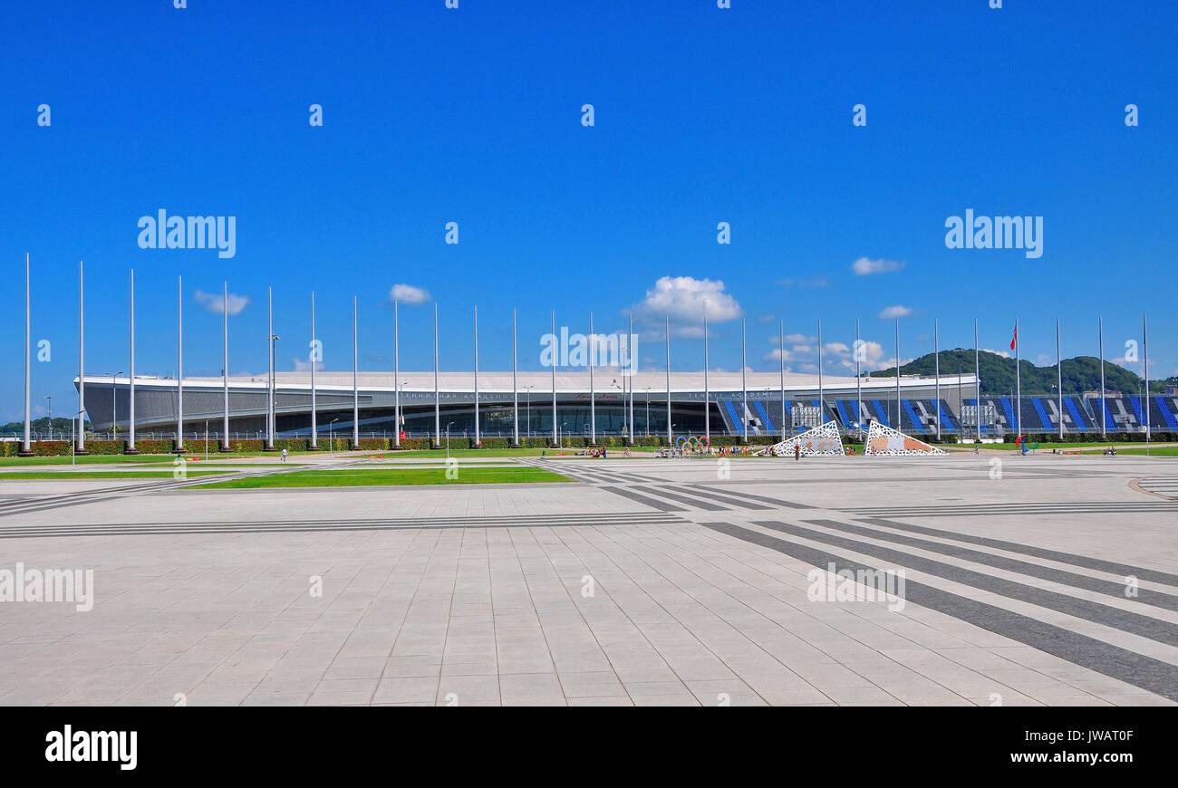 Russia Sochi Olympic ParkTennis Academy