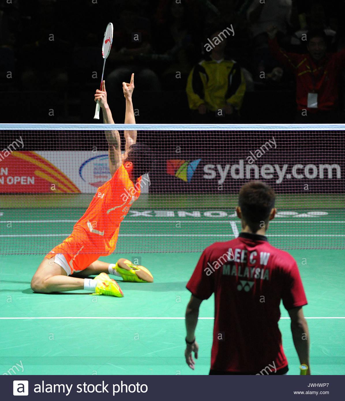 Tian Houwei and Lee Chong Wei Malaysia s Lee Chong Wei ranked