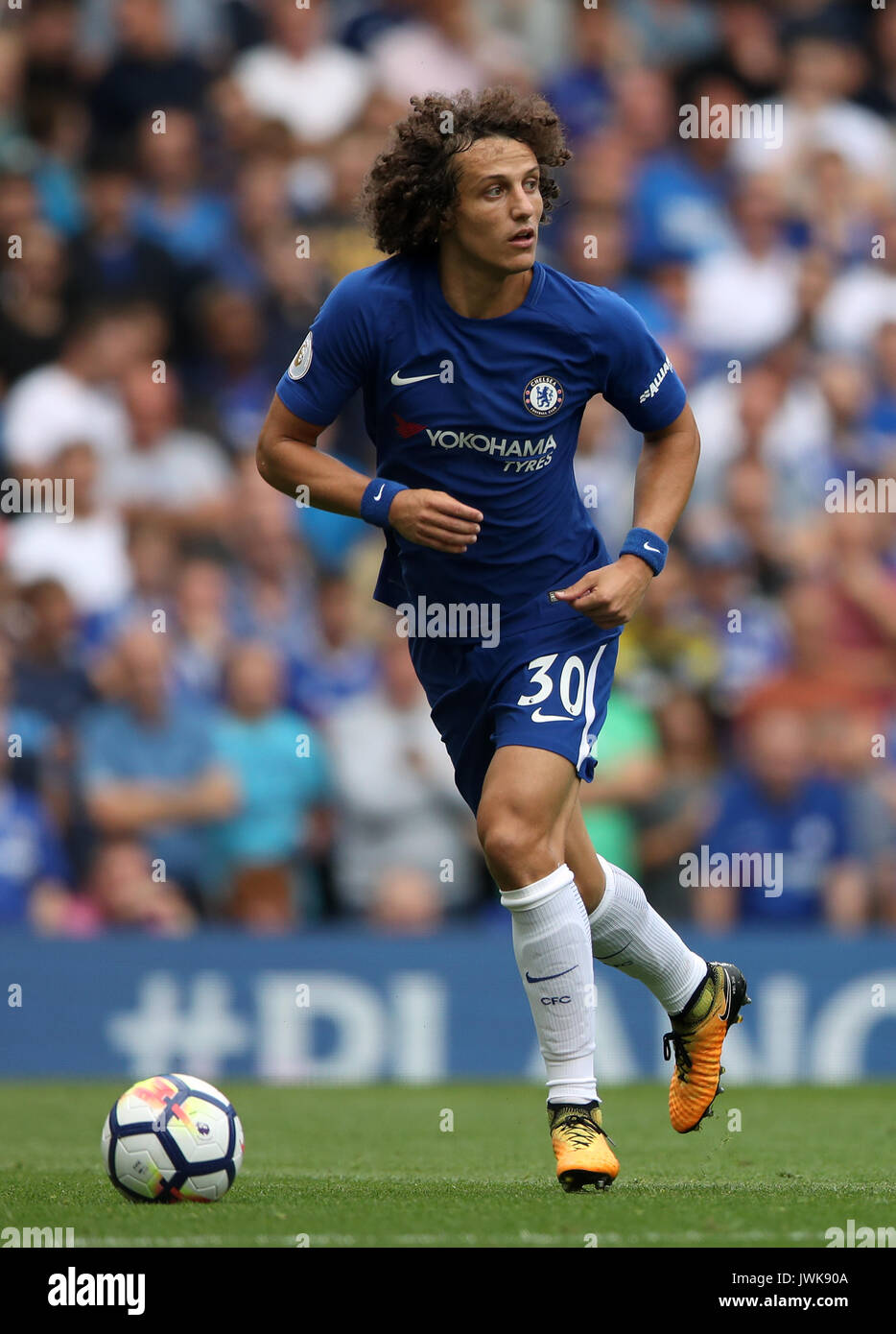 Chelsea s David Luiz Stock Royalty Free Image