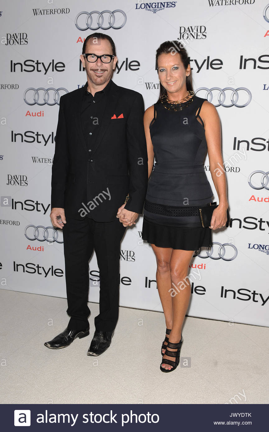 kirk pengilly and layne beachley the 2013 instyle women of style awards