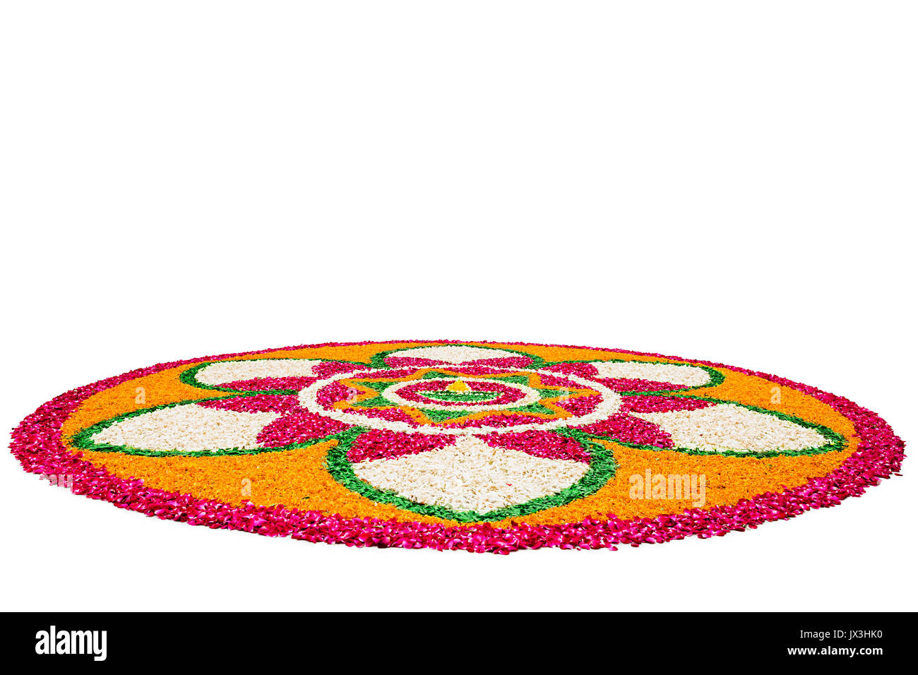 Flower Rangoli Designs Petals Rangoli Designs for Diwali Festival ... for Flower Rangoli Designs For Diwali  585hul