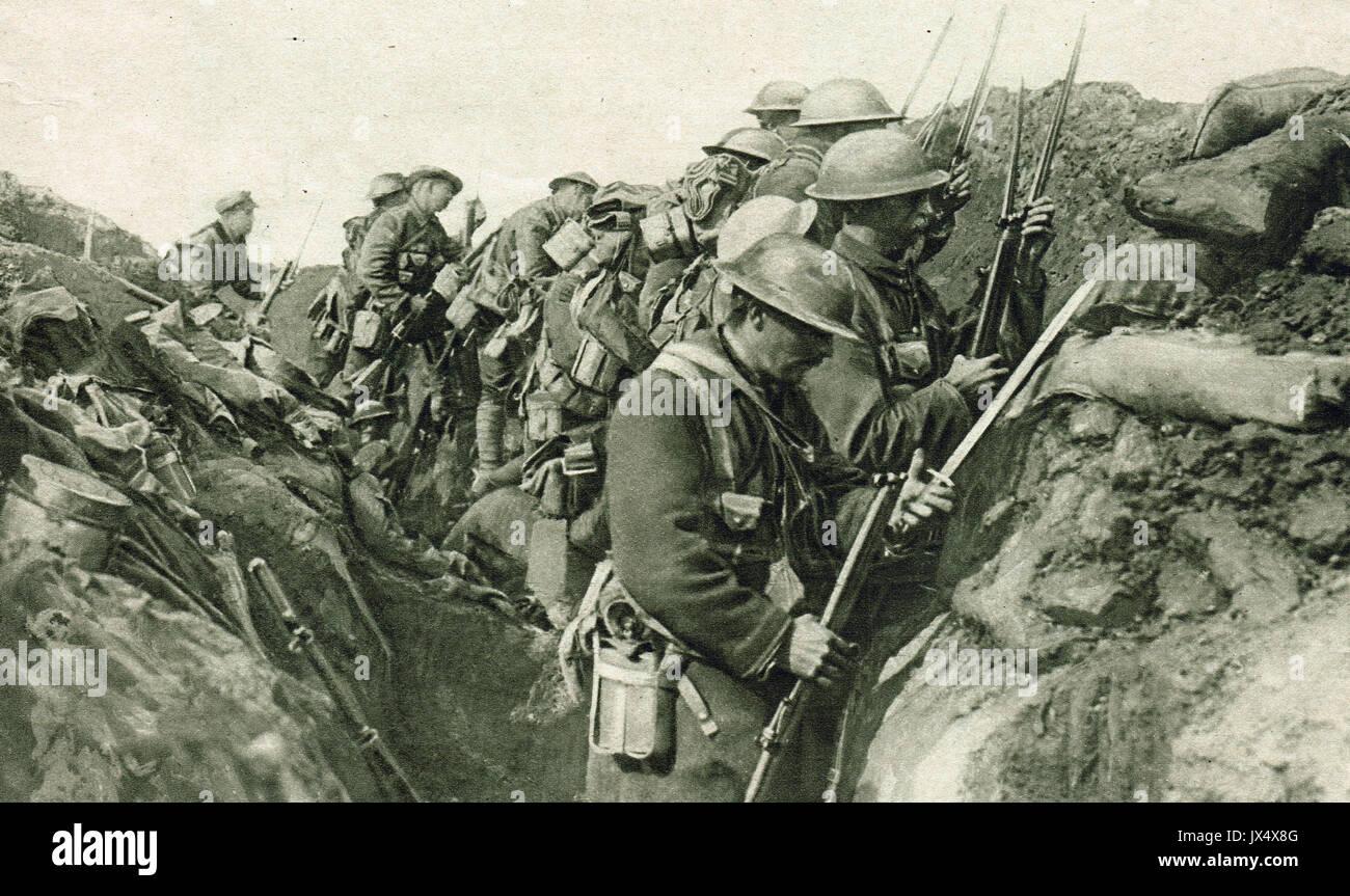 First World War (WWI)