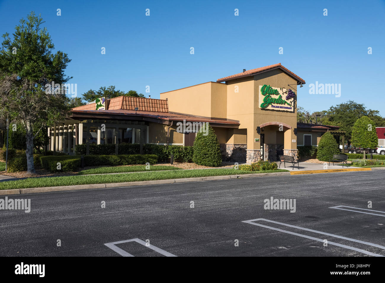 Olive garden restaurant stock photos olive garden - Olive garden locations in florida ...
