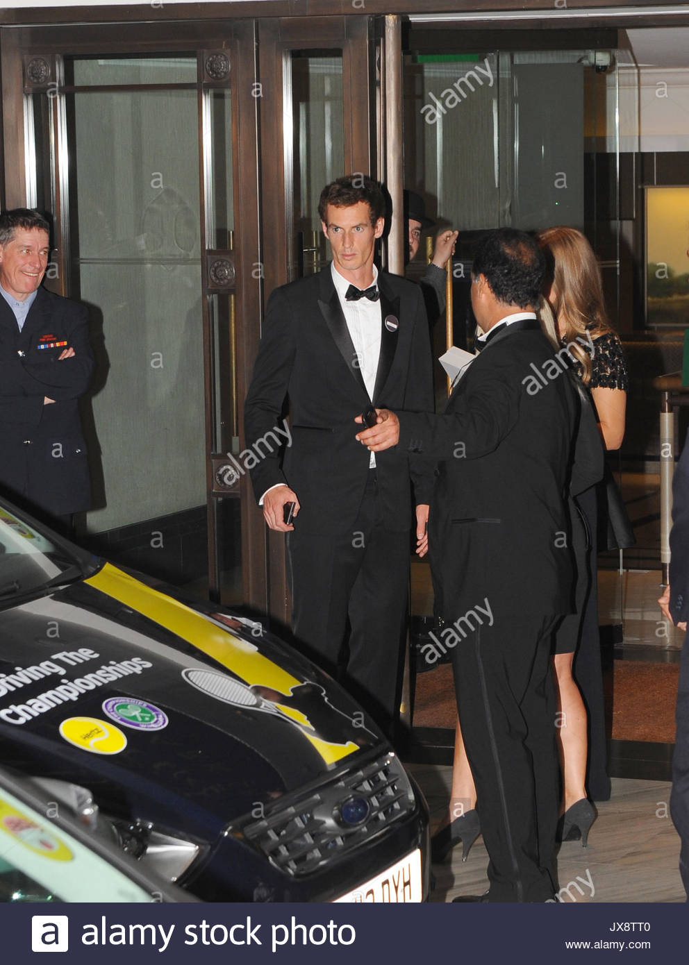 Dinner Parties For Singles Part - 31: Singlesu0027 Winners Andy Murray And Marion Bartoli Attend A Dinner Party At  InterContinental Hotel, Park Lane, London, UK.