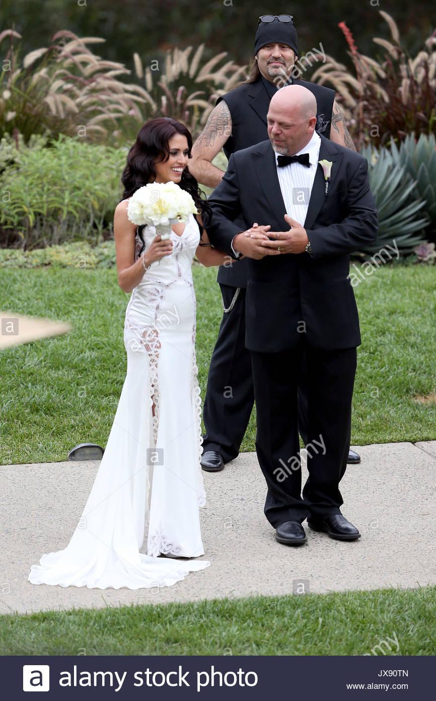 Rick Harrison And DeAnna Burditt Weds At The Ritz Carlton In Laguna Niguel California Pawn Stars Star 47