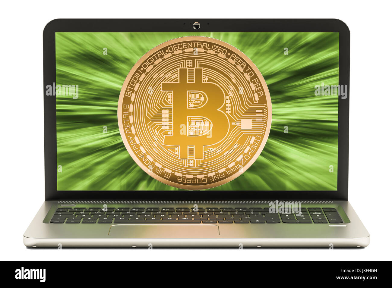 How to start mining bitcoin with a laptop bitcoin ethereum ripple ccuart Images
