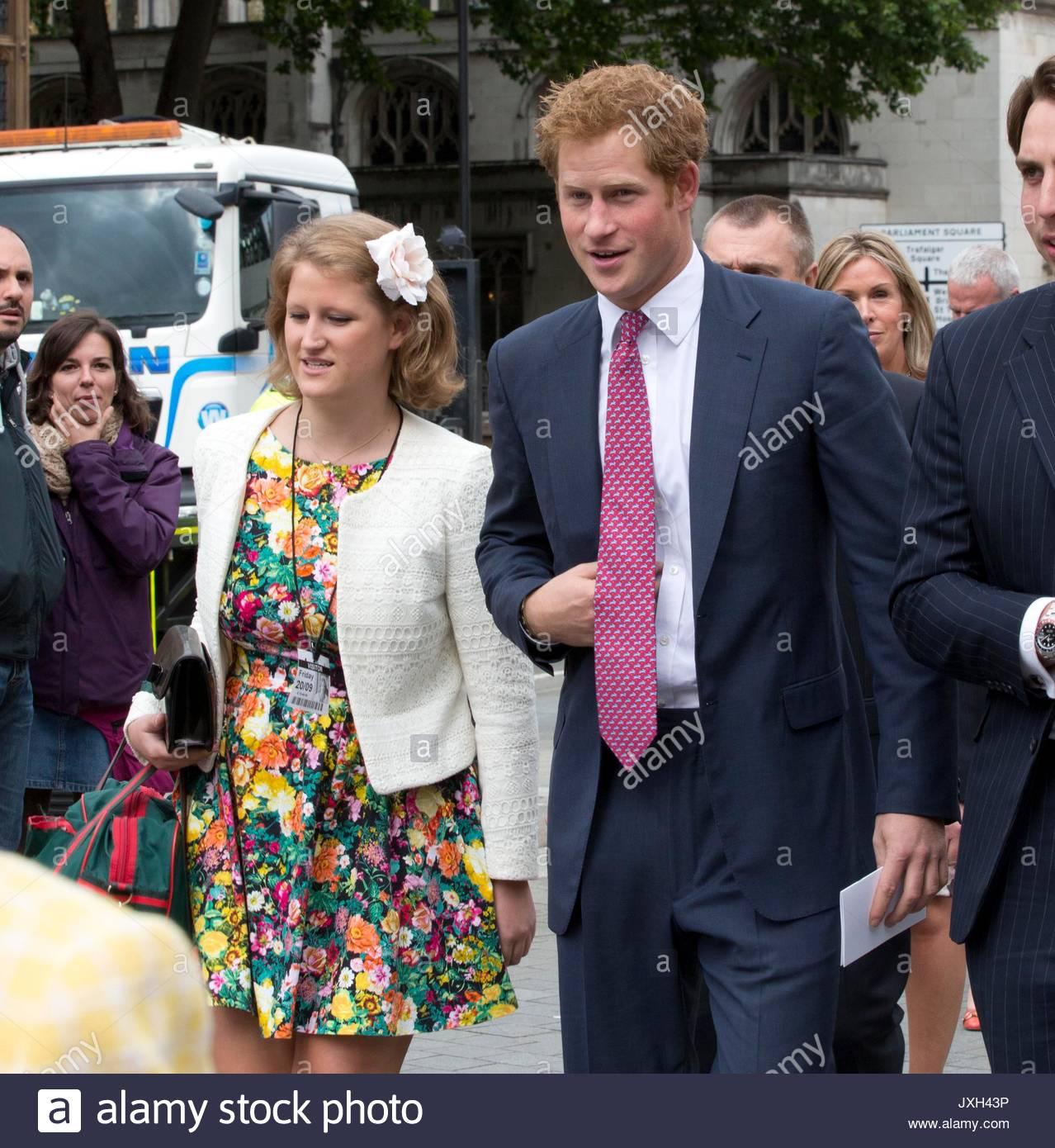 Countess Karen Spencer Prince Harry And Celia Mccorquodale Hrh Prince Harry