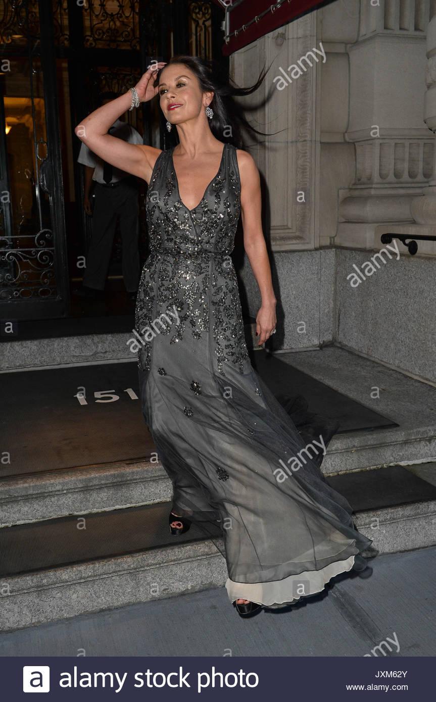 Catherine ZetaJones Catherine ZetaJones beauty sparkled in a deep