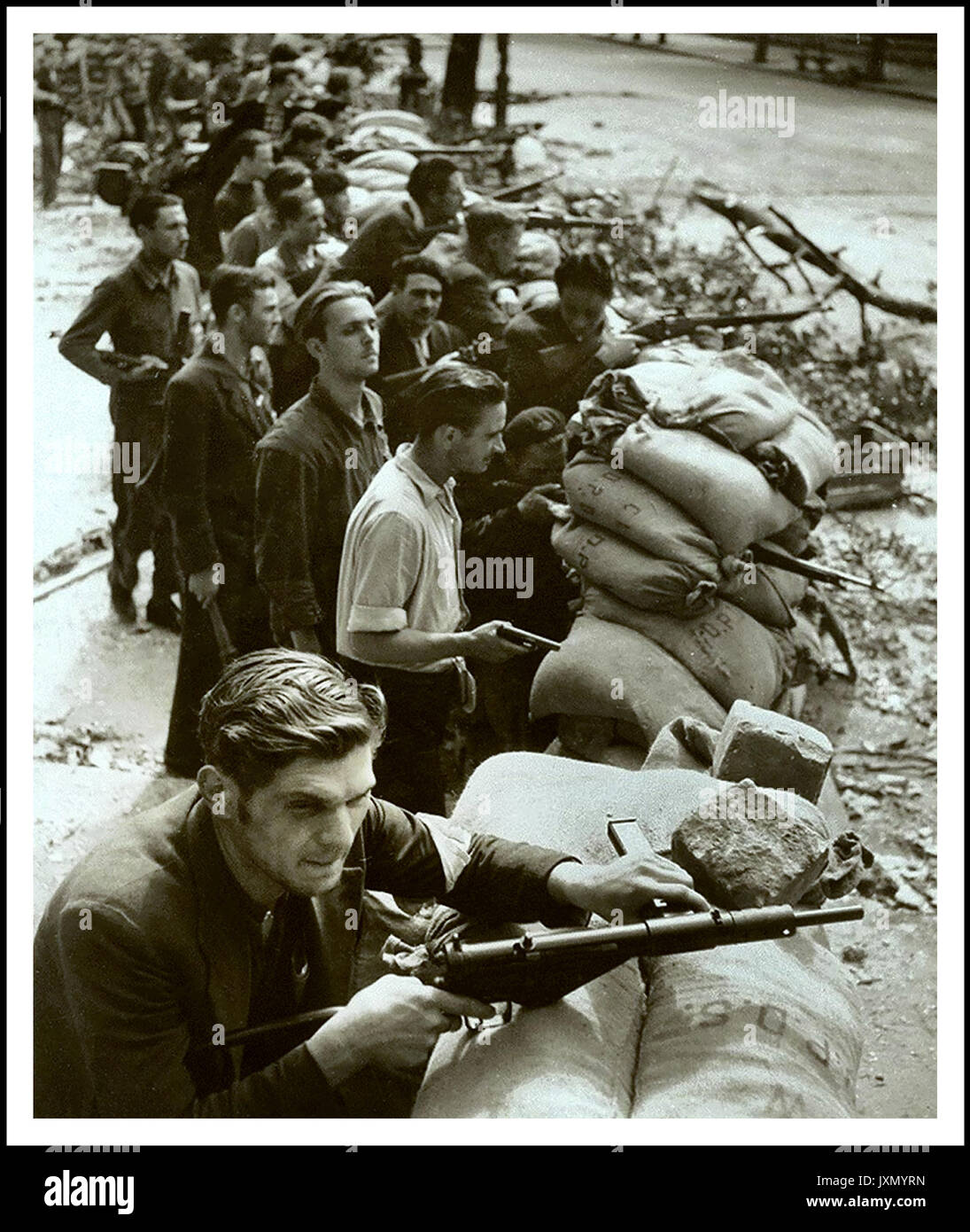 the french resistance during world war ii Resistance and opposition during world war ii: germany, france and the united states  specialist in world war ii literature and film and author of when paris went dark: the city of light under.