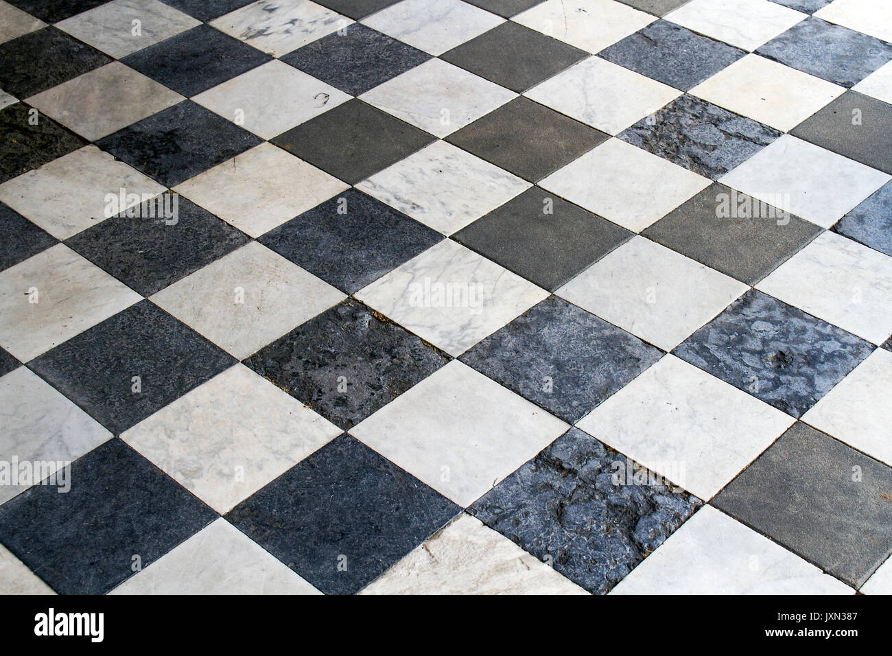 Checkerboard floor stock photos checkerboard floor stock images checkerboard flooring at gallaudet university washington dc usa stock image dailygadgetfo Gallery