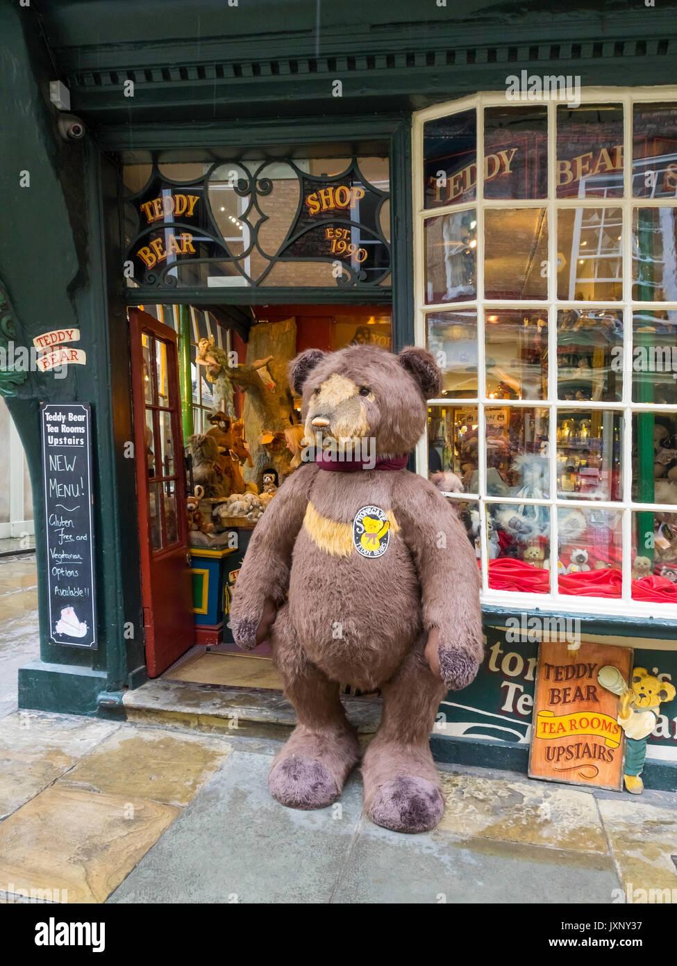 Tea Room Bears