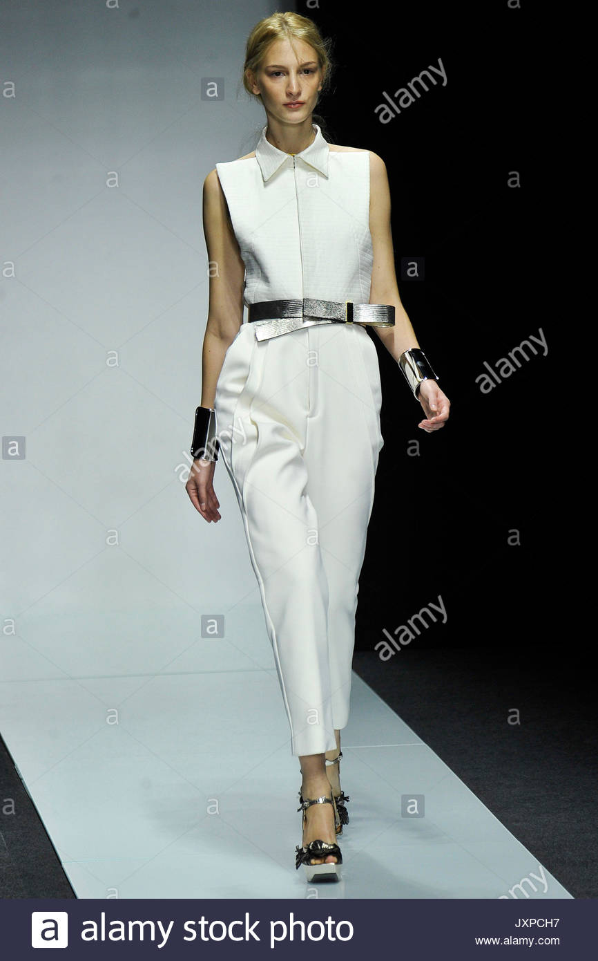 Ferre gianfranco ss milan fashion week