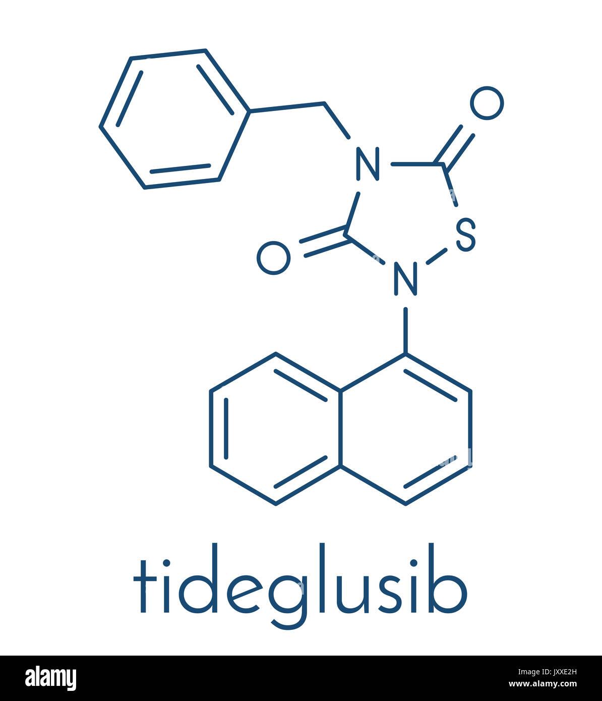 Gsk cut out stock images pictures alamy tideglusib drug molecule gsk 3 inhibitor skeletal formula stock image biocorpaavc Gallery