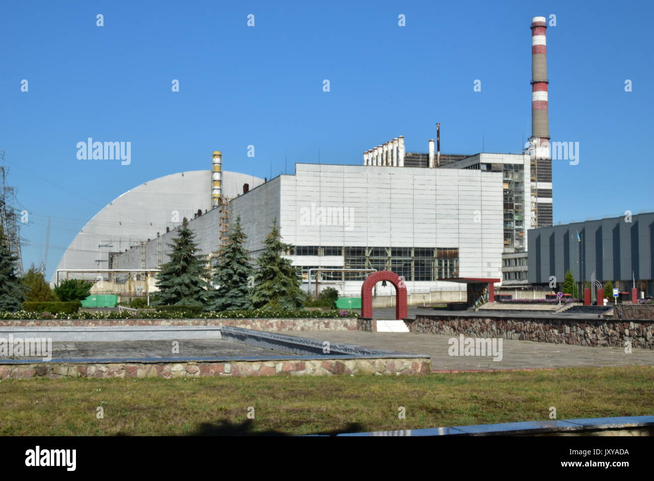 chernobyl ukraine nuclear power plant On april 26, 1986, the world's worst nuclear power plant accident occurs at the chernobyl nuclear power station in the soviet union on this day in 1986, the world's worst nuclear accident to date occurs at the chernobyl nuclear plant near kiev in ukraine.