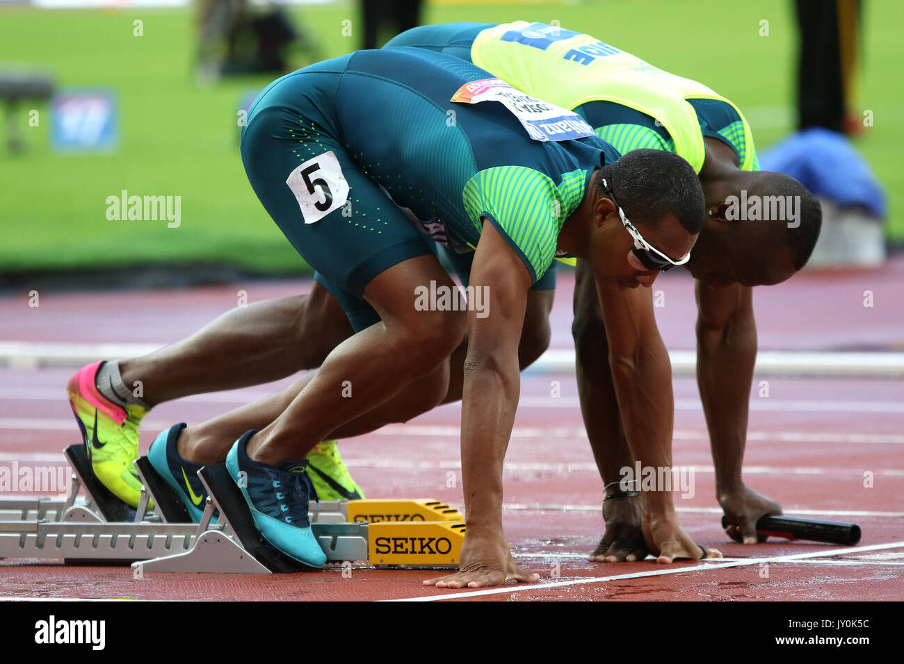 100 metres athletes stock photos 100 metres athletes for Ricardo costa