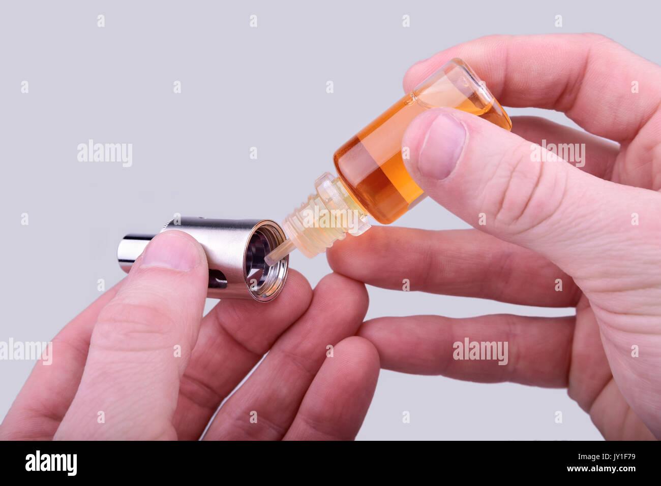 Scientific studies on e cigarettes