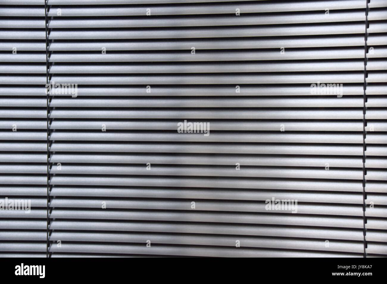 stock building texture at blinds background office an metal photo